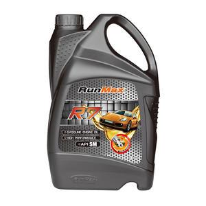 罗曼克斯汽油发动机油 R7 SM(半合成)  4L